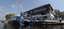 It SailHus - Friesland, Nederland
