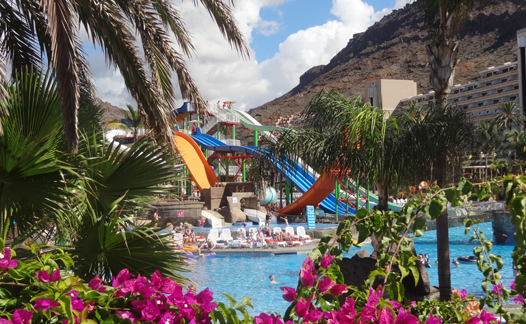 769 x 474 Valle Taurito waterpark