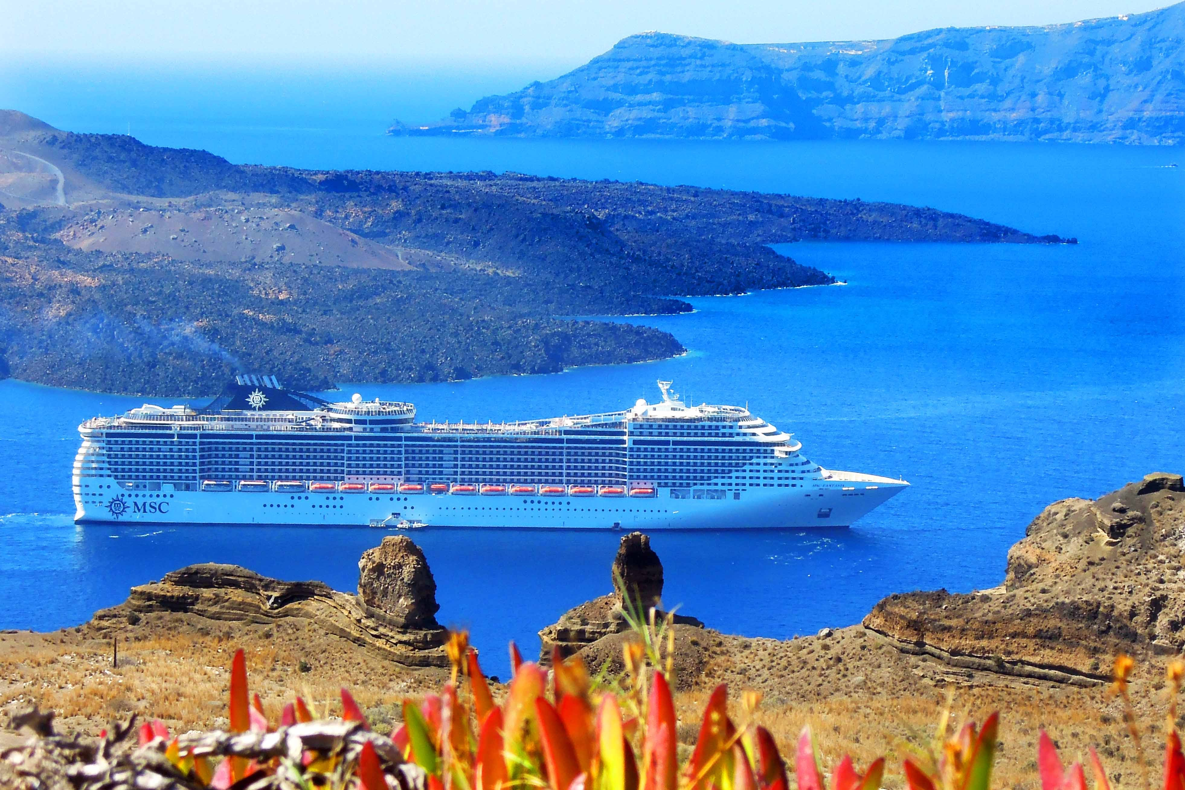 Cruise MSC 2
