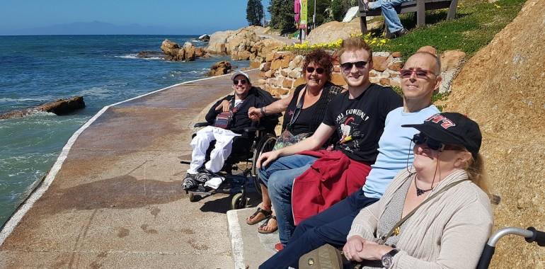 Daan, Valerie, Sid, Mark & Marianne s