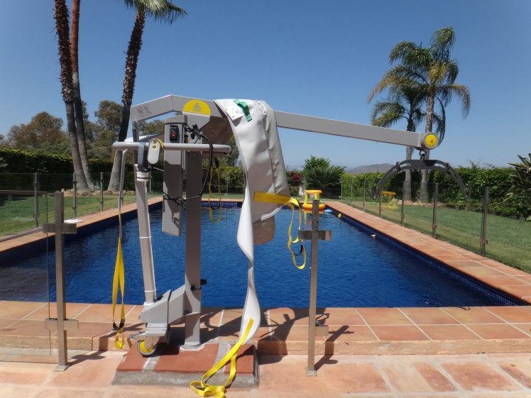 Foto zwembadlift 3