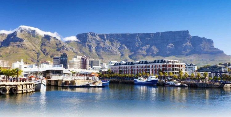 P17 Zuid Afrika kaapstad