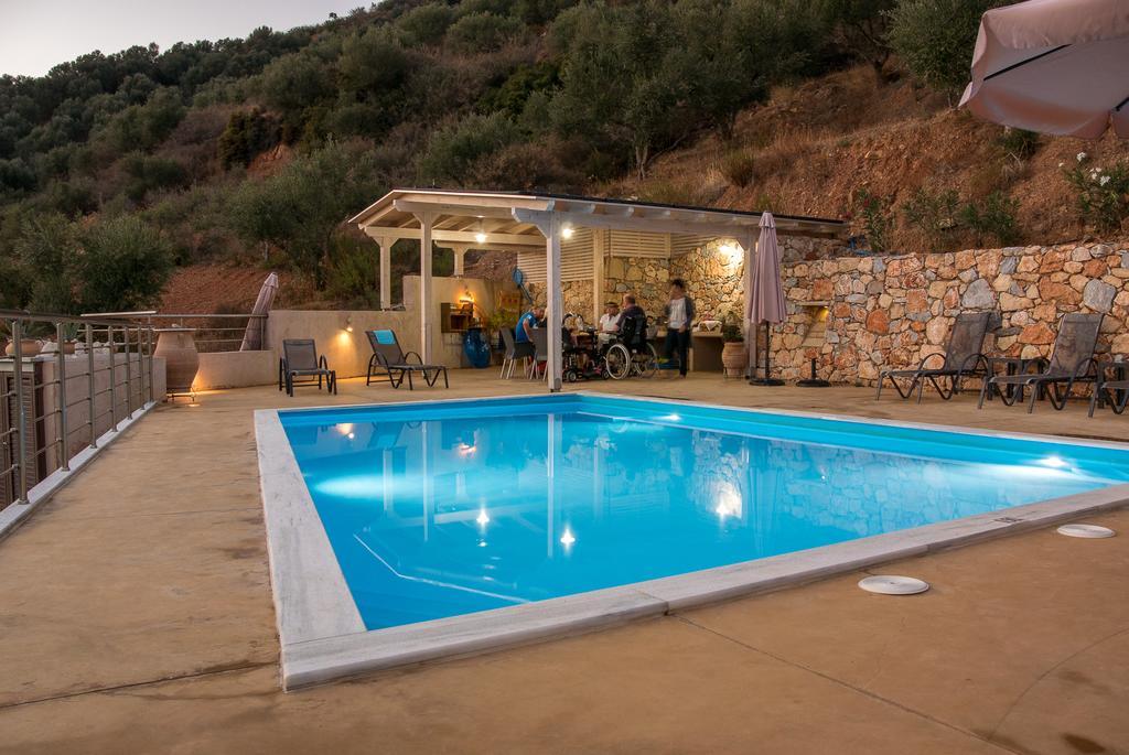 P36 Griekenland Aksos Suites