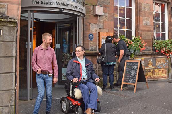 P58 Schotland Scottish Wiskey Experience