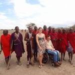 kenia - safari Masai - kopie