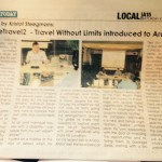 krantenartikel persconferentie Aruba 3