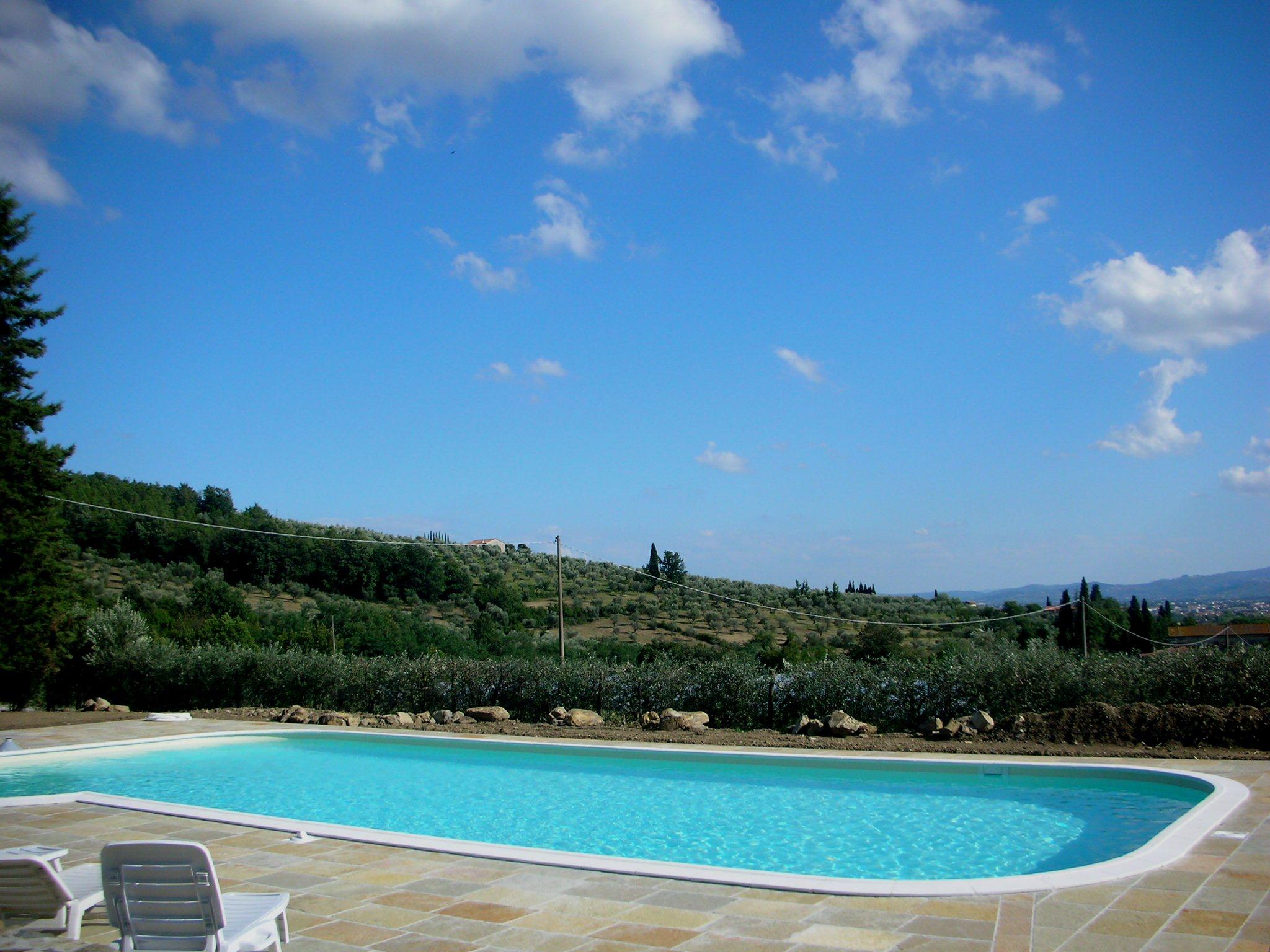 piscina panorama