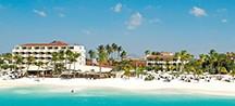 Bucuti Beach Resort & Tara Suites****+ Eagle Beach, Aruba